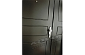 ADLO - Security door ARDEN, double-wing, profile Color F250, for the interior