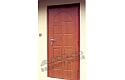 ADLO - Security door ARDEN, profile Veneer F156, for the exterior