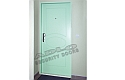 ADLO - Security door ADUO, profile Color F153, fitting Kaba Gege