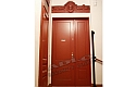 ADLO - Security door ARDEN, double-wing Color atypical, 240cm x 150cm