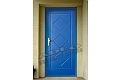 ADLO - Security door ARDEN, profile Color F157, for the exterior