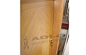 ADLO - Security door ARDEN, Veneer Fig�ra atypical, doorframe facing