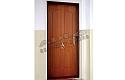 ADLO - Security door ADUO, profile Veneer F154, with door-knock