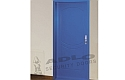 ADLO - Security door TEJEN M4, profile Color F151, blue
