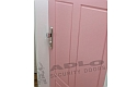 ADLO - Security door ADUO, profile Color F154, detail