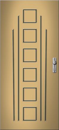 Profile design of ADLO door Natural varnish Veneer F553 u2013 for the interior and exterior  sc 1 st  ADLO Security doors & Profile design of ADLO door Natural varnish Veneer F553 u2013 for the ...